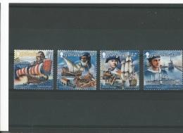 GIBRALTAR 1999 - YT N° 877/880 NEUF SANS CHARNIERE ** (MNH) GOMME D'ORIGINE LUXE - Gibraltar
