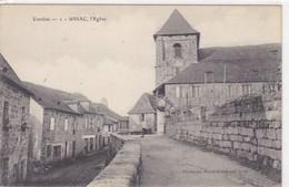 Corrèze - Ussac - L'église - Autres Communes
