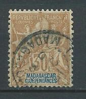 MADAGASCAR 1896/99 . N° 36 . Oblitéré . - Oblitérés