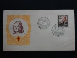 TRIESTE A - F.D.C. Il Perugino + Spese Postali - 7. Trieste