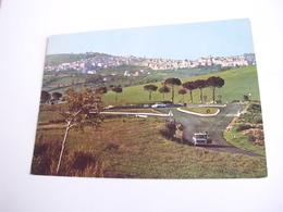 Campobasso - Casacalenda M. 673 Panorama - Campobasso