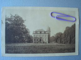 ASSCHE : Châteaun De WAERBEEK - Asse