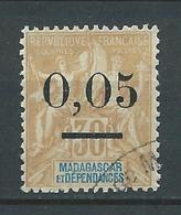 MADAGASCAR 1902 . N° 52 Type II . Oblitéré . - Oblitérés