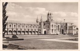 CARTOLINA - POSTCARD - PORTOGALLO - LISBOA - MONTEIRO DOS JEROìNIMOS - Lisboa