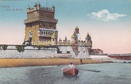 CARTOLINA - POSTCARD - PORTOGALLO - LISBOA - TORRE DE BELEIN - Lisboa