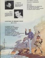 Le Souffle De Moloch (Bernard Prince) De Hermann EO - Livres, BD, Revues