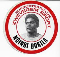 Stickers  1 Stuks Noingi Bokila - Autres Collections