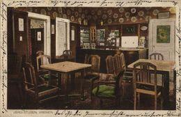 """BREMEN, Café """"Vergi"""" A.-G. Likörstube (1923) AK - Bremen"""