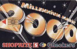 Afrique Du Sud, Millennium Magic, Chip Card - Afrique Du Sud