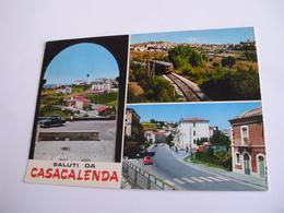 Campobasso - Saluti Da Casacalenda - Campobasso
