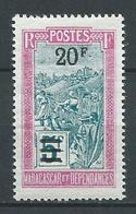 MADAGASCAR 1922/27 . N° 155 . Neuf * (MH) . - Madagascar (1889-1960)