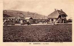 La Gare. - Samoëns