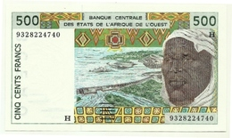 Niger - 500 Francs 1993- - Niger