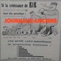 1907 MICHELIN - PUBLICITÉ - O'GALOP - BIBENDUM - LA CROISSANCE DE BIB - Books, Magazines, Comics