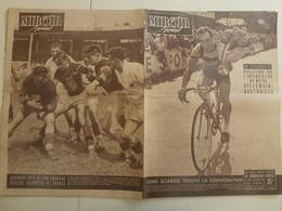 Miroir Sprint 21 Mai 1951 Sciardis Cyclisme Montluçon Carmaux Rugby - Sport