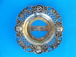 DORTMUNDER GOLFCLUB ( Dortmund - Germany ) ... STERLING SILVER Vintage Golf Trophy ( 1968. ) For 1st Place * Deutschland - Habillement, Souvenirs & Autres