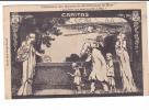 """26528 NICE Fédération Des Oeuvres De Bienfaisance """"Caritas"""" -dessin René Roussel -charité Pauvre Pain - Nice"""