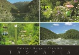 Cataract Gorge Chairlift Multiview, Launceston, Tasmania - Unused - Lauceston