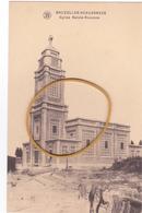 """BRUXELLES -Schaerbeek  """"Eglise Sainte-Suzanne  """"  Voir Scans - Monuments, édifices"""