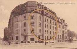 """BRUXELLES  """"Clinique Antoine Depage -IXELLES Voir Scans - Monuments, édifices"""