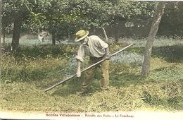 Agriculture  Scènes Villageoises Orne Le Faucheur - Agriculture