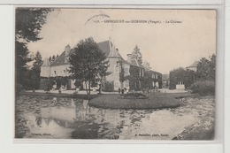 88 - GIRECOURT Sur DURBION - Le Château - Sonstige Gemeinden