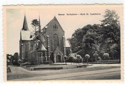 Beerse  Kerkplaats - Kerk St. Lambertus - Beerse