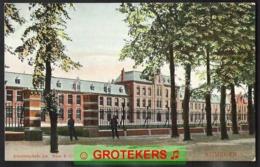NIJMEGEN Kazerne Groenewoudscheweg 1909 Met Grootrondstempel WOUW - Nijmegen