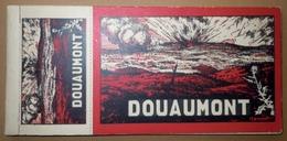 DOUAUMONT - Carnet Complet De 15 Cartes - VERDUN EDITIONS - War 1914-18