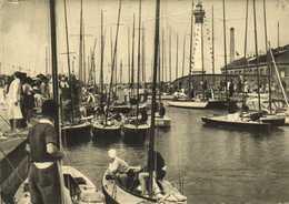 OUISTREHAM  Rentrée Des Yachts RV - Ouistreham