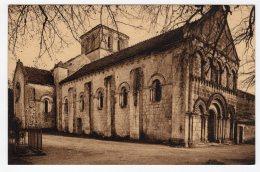 Moulidars (Charente)  L'église - France