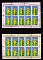FEUILLE NEUVE** EUROPA 2000 TIMBRE N°252/53 - Géorgie