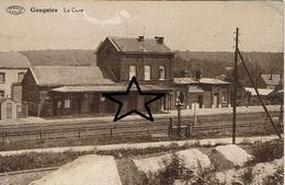 GOUGNIES - La Gare - Gerpinnes