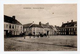 - CPA BOURBOURG (59) - Marché Aux Chevaux (A LA VILLE DE LILLE MARCEL GRENON) - Edition Lib. Vve Janssoone - - Autres Communes