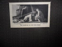 Doodsprentje ( E 816 ) Bamps  - Gutschoven  -  1940 - Décès