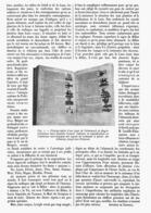 UN ALMANACH ASTRONOMIQUE DU XV Eme SIECLE   1913 - Autres