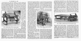 LES IMITATIONS Du CUIR   1913 - Other