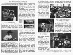 LES DENTS  ARTIFICIELLES MINERALES   1913 - Health