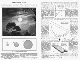 COMMENT PREVOIR LA PLUIE   1913 - Other