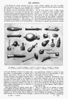 LES APPEAUX   1913 - Chasse/Pêche