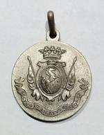 Medaglia REGGIMENTO CAVALLERIA - Gruppo Esplorante 3° CAVALIERI (Argento / 26mm) - Italia