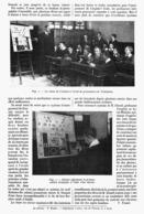 LE MIROIR  à L'ECOLE  1913 - Technical