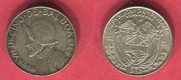 § 1/10 DE BALBOA ( KM 23)   TTB 5 - Panama