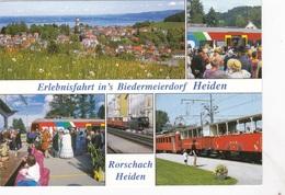 HEIDEN ERLEBNISFAHRT IN'S BIEDERMEIERDORF AUTENTICA 100% - AR Appenzell Rhodes-Extérieures