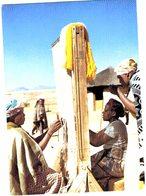 Afrique  - Lesotho Tisserandes - Métier à Tisser - Lesotho