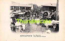 CPA SINGAPOUR SINGAPORE  THE MARCHE THE MARKET PLACE - Singapour