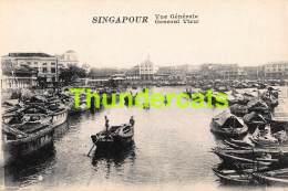 CPA SINGAPOUR SINGAPORE  VUE GENERALE GENERAL VIEW - Singapour