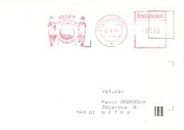 Tchécoslovaquie--EMA-LITOMYSL-12/9/1999--10 LET FILMOVEHO KLUBU-Charle Chaplin - Cinéma