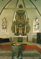 1 AK Germany Schleswig-Holstein * Altar Und Taufbecken In Der St.-Clemens-Kirche In Büsum - Erbaut Im 15. Jh. - Buesum