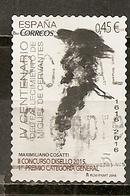 Espagne Spain  2016 Cervantes Obl - 1931-Hoy: 2ª República - ... Juan Carlos I